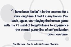 Zac Hansen | Consciously Awesome Bio