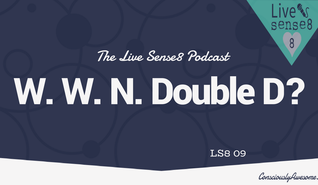 LS8 09: W. W. N. Double D? With Special Guest Host, Martin Erhardt