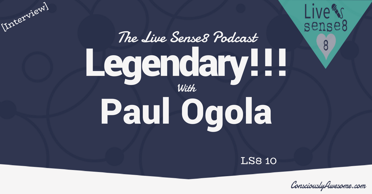 LS8 10: [Interview] Legendary!!! With Paul Ogola