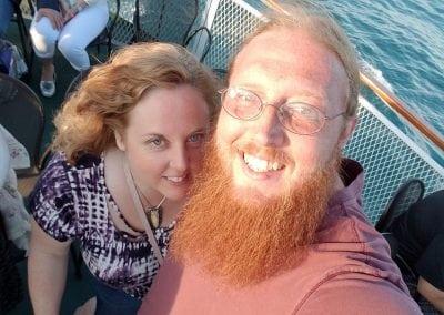Sheila Applegate & Zac Hansen
