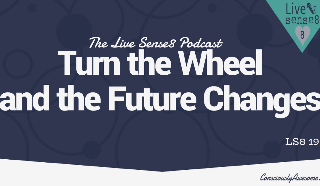 LS8 19: Just Turn the Wheel and the Future Changes