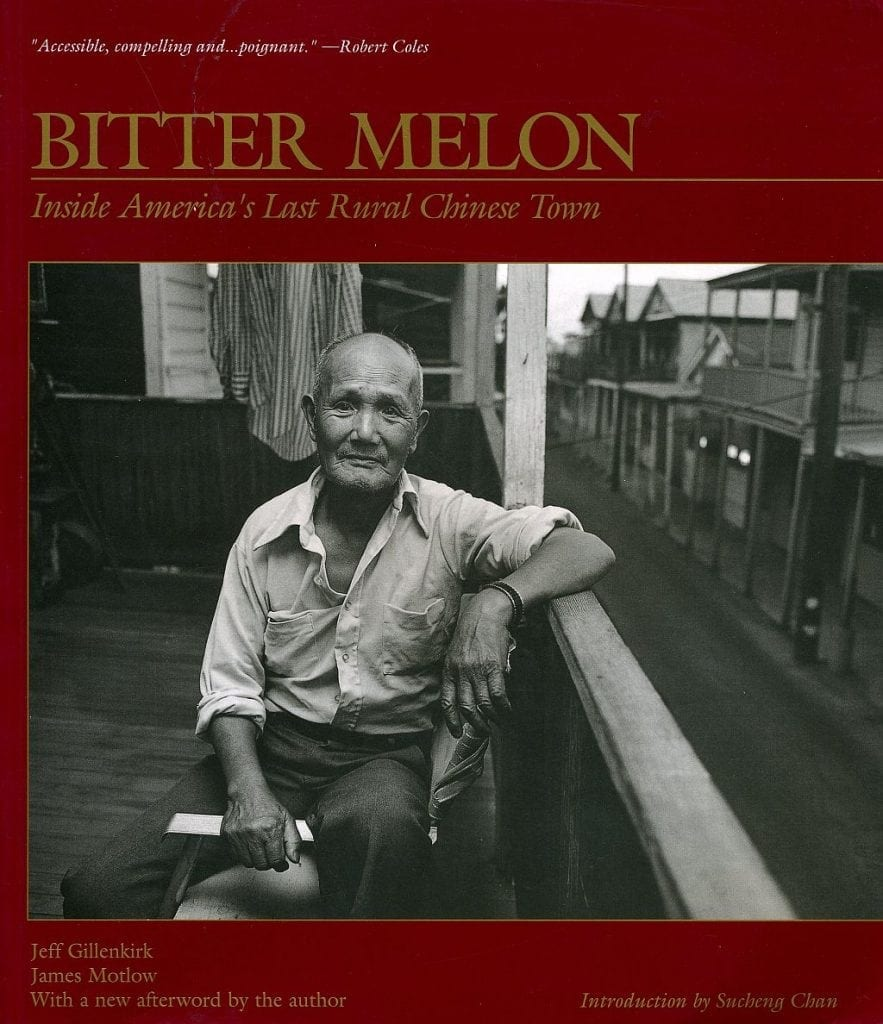Bitter Melon Book Cover by Jeff Gillenkirk and James Motlow