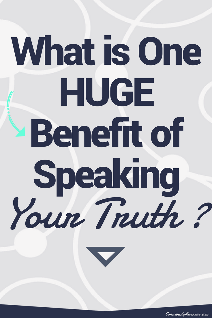 Life Coach Conversations | How often do you speak your truth? Why do you choose to do so, or not do so? Speaking your truth can be exhilarating and freeing and scary all at the same time. So can be seeing who sticks around. Read on…