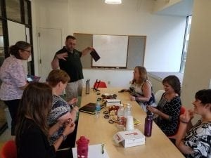 Consciously Awesome Team Meeting