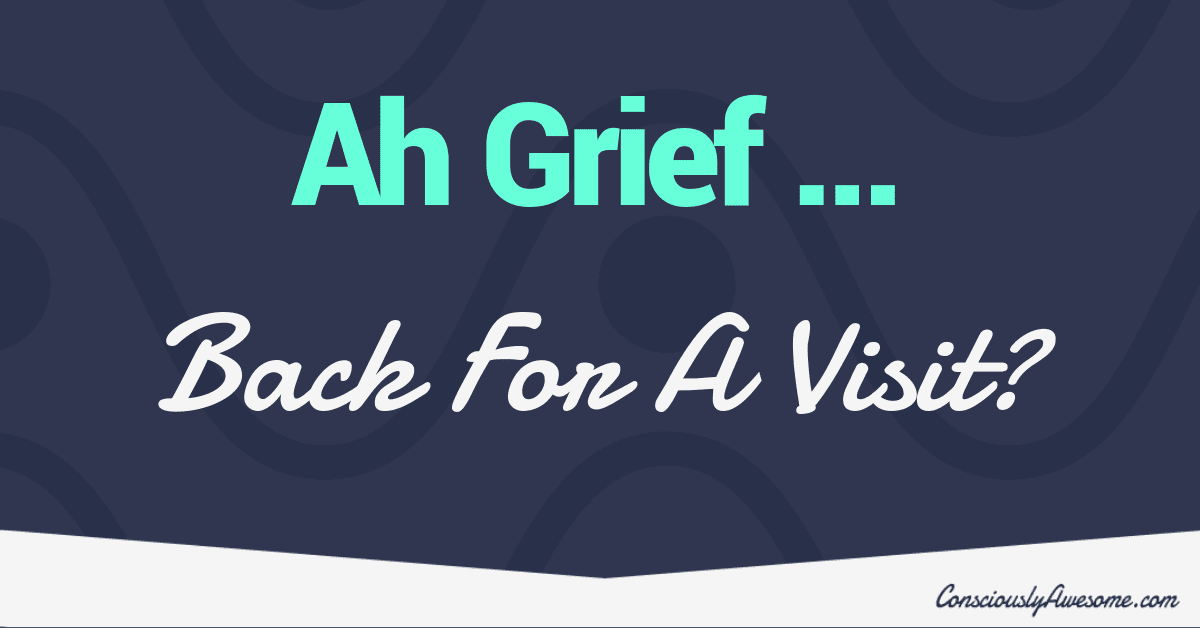 Tips To Navigating Those Unexpected Waves of Old Grief With Peace