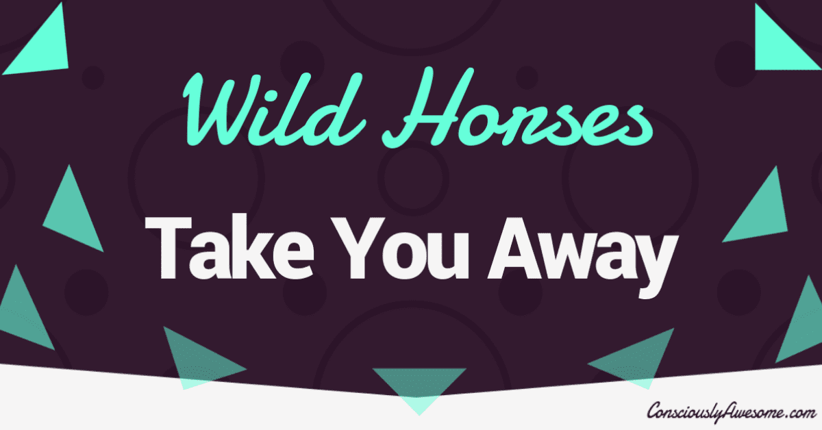 Wild Horses Guided Meditation