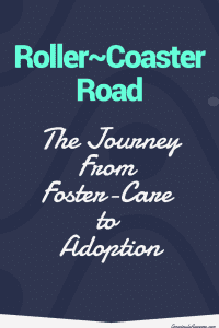 Roller Coaster Road: The Journey From Foster Care To Adoption
