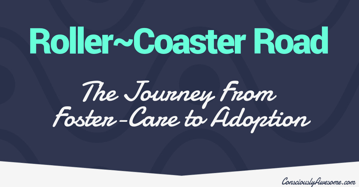 A Roller Coaster Road: The Journey From Foster Care To Adoption