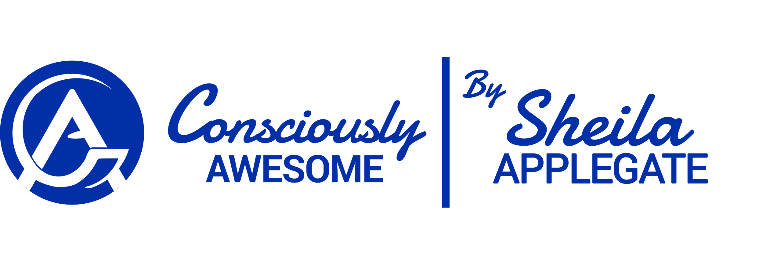 Consciously Awesome by Sheila Applegate